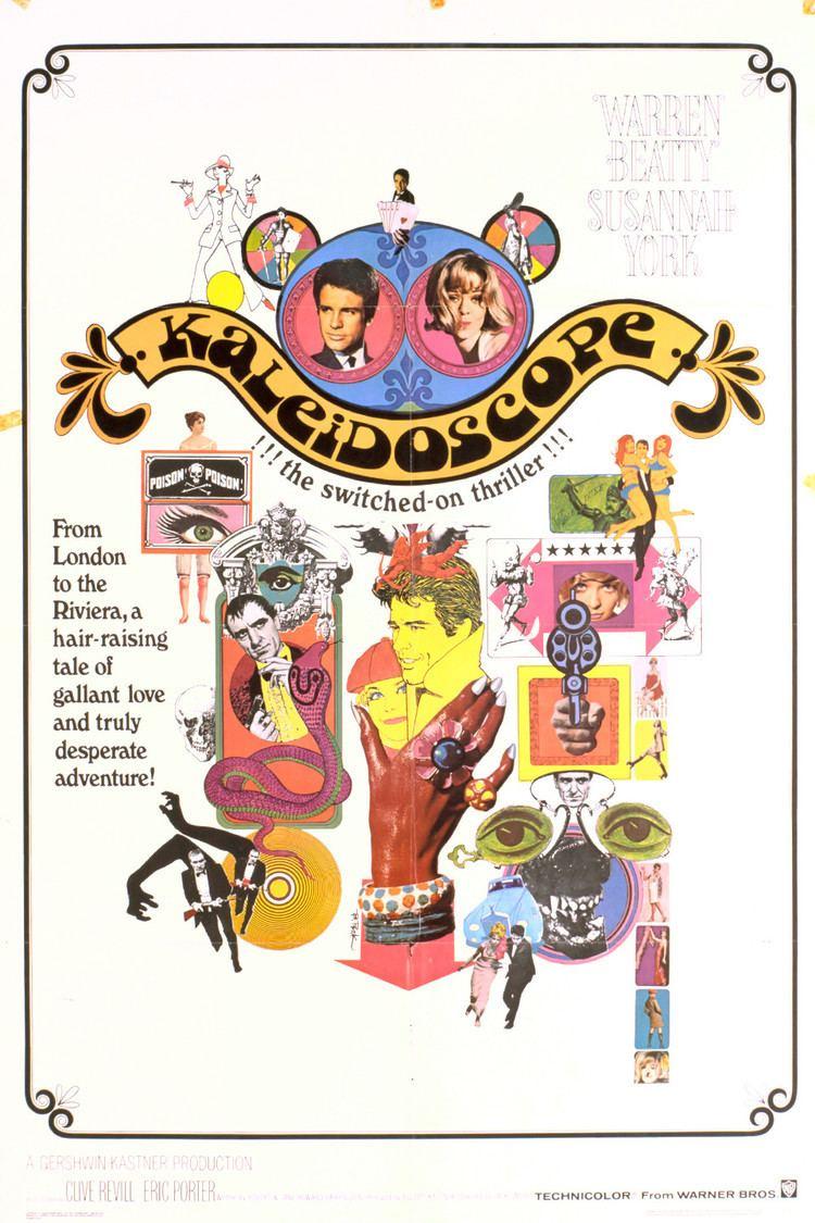 Kaleidoscope (1966 film) wwwgstaticcomtvthumbmovieposters37016p37016