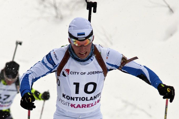 Kalev Ermits Kalev Ermits oli juunioride MMil 125 km sidus 14