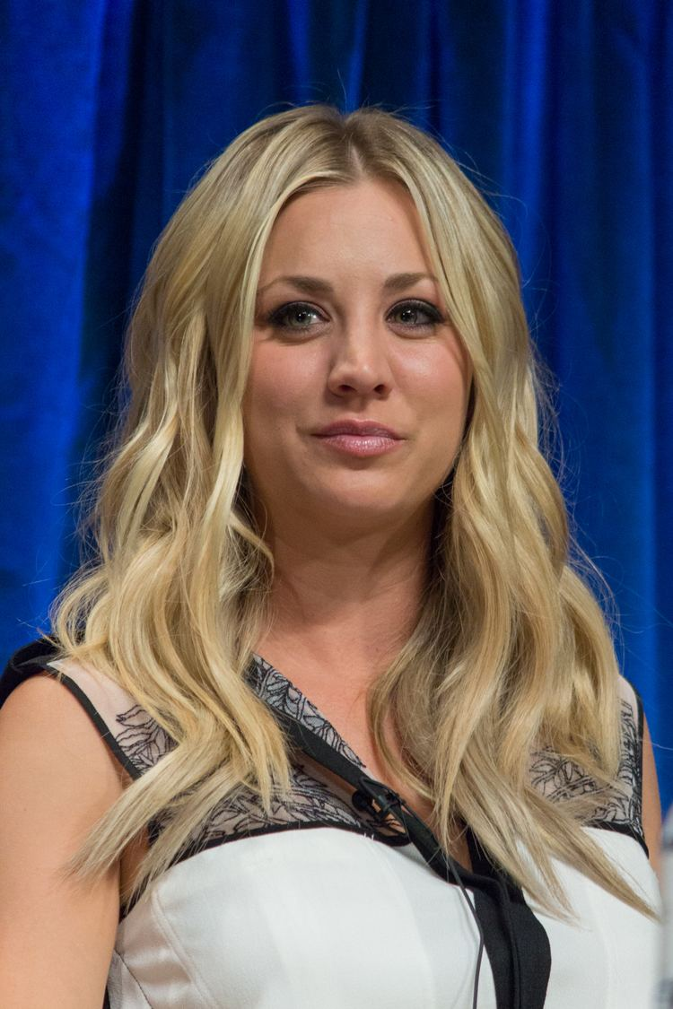 Kaley Cuoco httpsuploadwikimediaorgwikipediacommons11