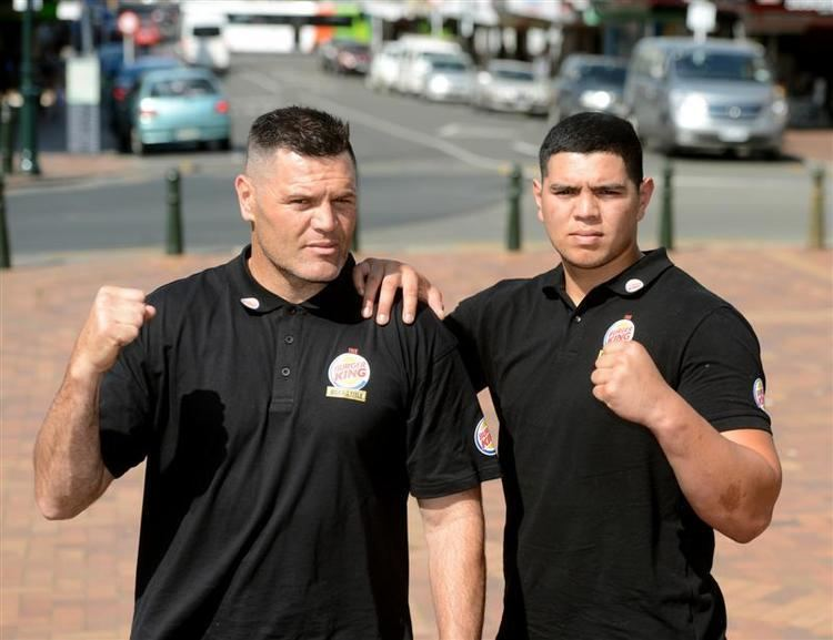 Kali Meehan Boxing Mean Hands has Parker in his sights Otago Daily Times