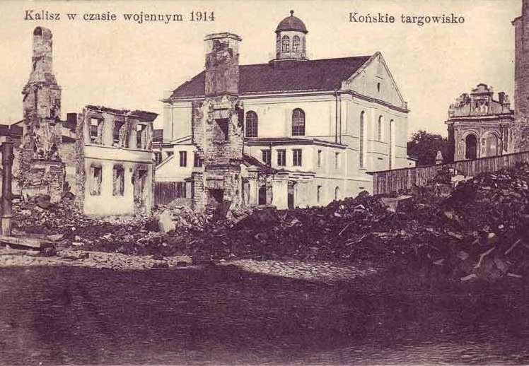 Kalisz in the past, History of Kalisz