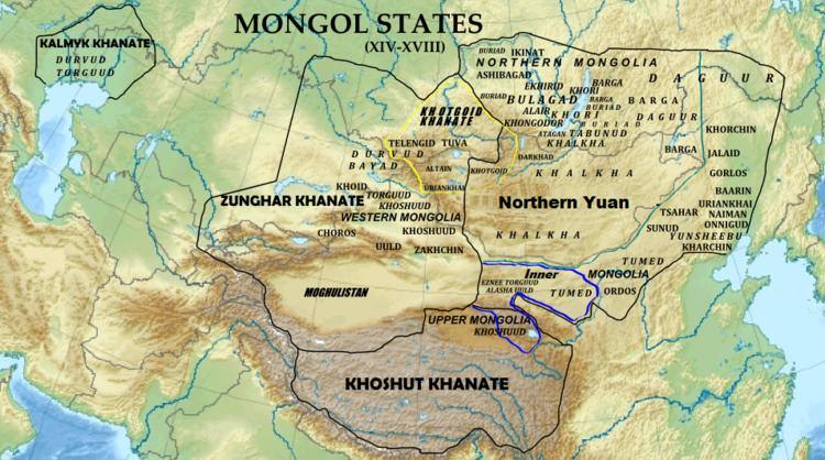 Kalmyk Khanate