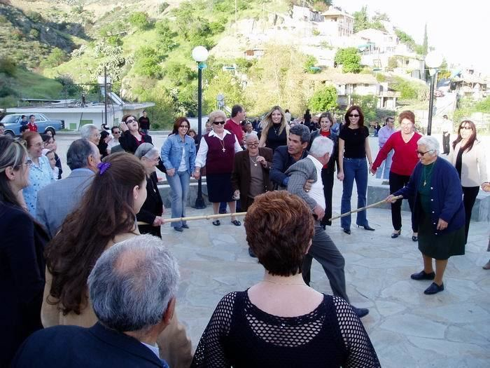 Kalo Chorio, Limassol Easter events in Kalo chorio limassol cyprus