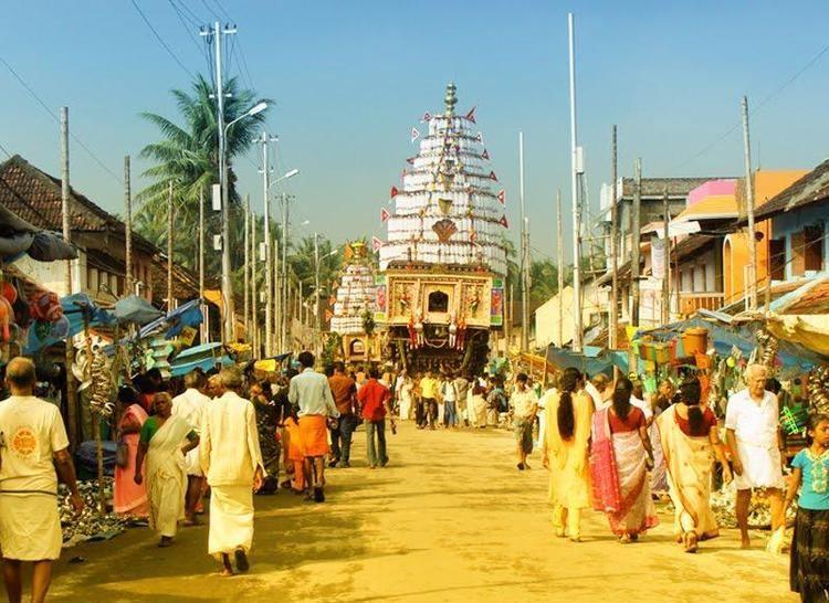Kalpathi Kalpathy Chariot Festival 2016 Discovering IndiaNet