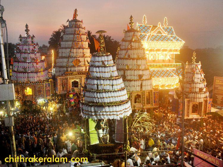 Kalpathi chithrakeralam palakkadu kalpathi ratholsavam