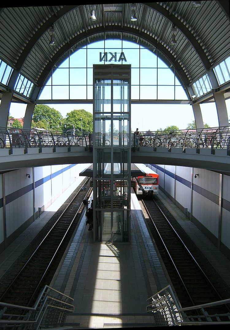 Kaltenkirchen station