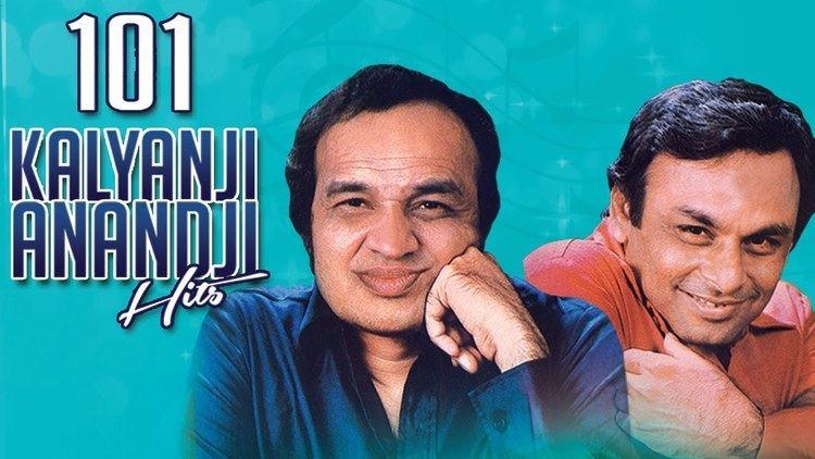 Kalyanji–Anandji 101 Kalyanji Anandji Hits Melodies of Bollywood39s Composer