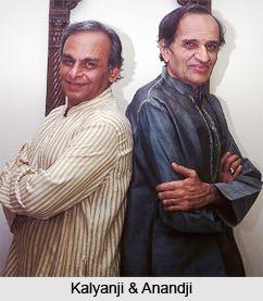 Kalyanji–Anandji Anandji Indian Music Director
