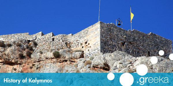 Kalymnos in the past, History of Kalymnos