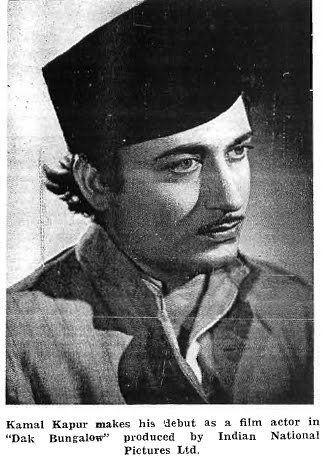 Kamal Kapoor Veteran Actor Kamal Kapoor His Life and Work Film from the