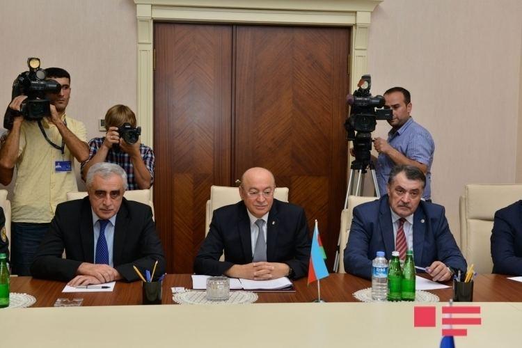 Kamaladdin Heydarov APA Minister of Emergency Situations of Azerbaijan Kamaladdin