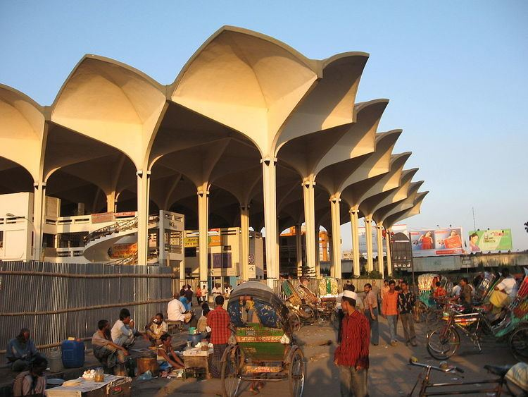 Kamalapur railway station
