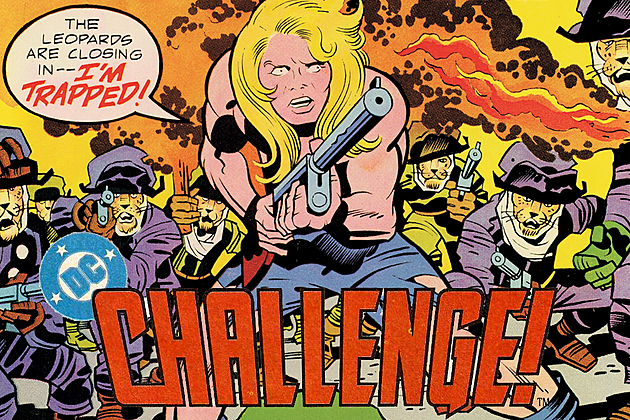 Kamandi DC Revives 39DC Challenge39 Featuring Kamandi The Last Boy On Earth