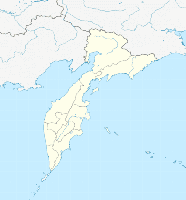 TemplateLocation map Russia Kamchatka Krai Wikipedia