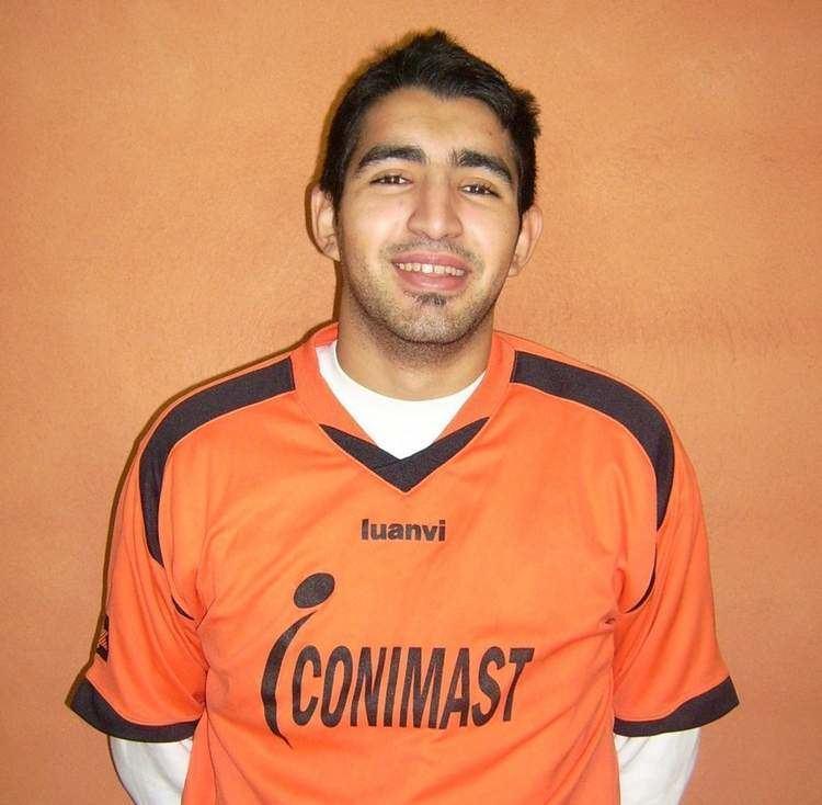 Kamel Talhaoui Joueur Kamel TALHAOUI club Football ESFLORENTINOISE Footeo