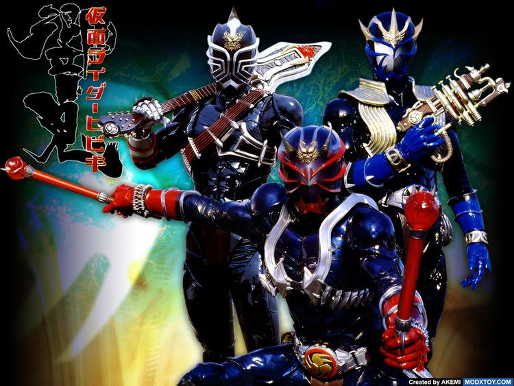 Kamen Rider Hibiki And The Seven Senki Alchetron The Free Social Encyclopedia