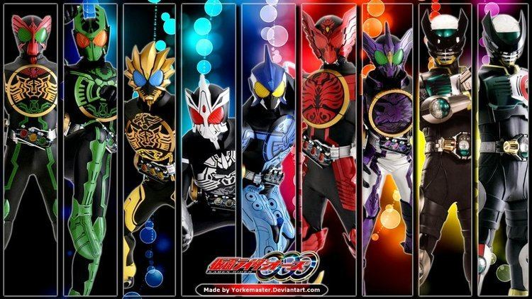 Kamen Rider OOO - Alchetron, The Free Social Encyclopedia