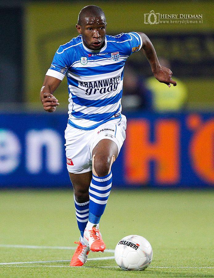 Kamohelo Mokotjo Eredivisie Revelations 7 amp 6 Kamohelo Mokotjo and Jasper