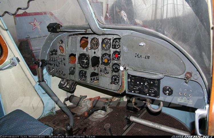 Kamov Ka-18 Kamov Ka18 Aeroflot Aviation Photo 1307579 Airlinersnet