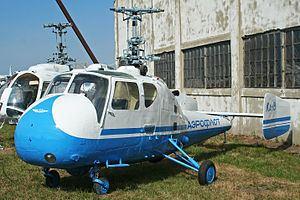 Kamov Ka-18 Kamov Ka18 Wikipedia
