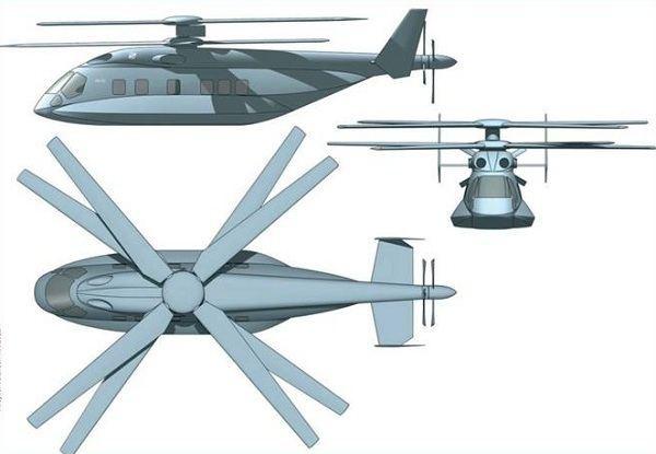 Kamov Ka-92 Ka92 A photo History Characteristics