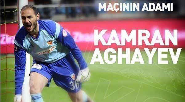 Kamran Aghayev Kamran Agayev Azerbaycan Milli Takmna Davet Edildi