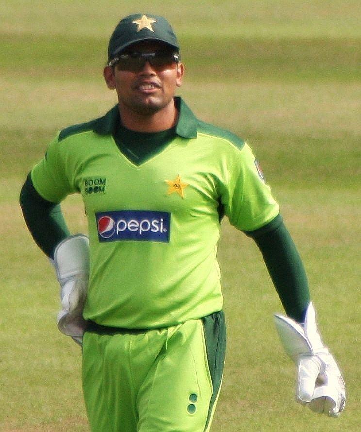 Kamran Akmal (Cricketer)