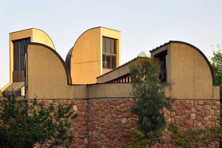 Kamran Diba Museum of Contemporary Art Kamran Diba Tehran Iran MIMOA