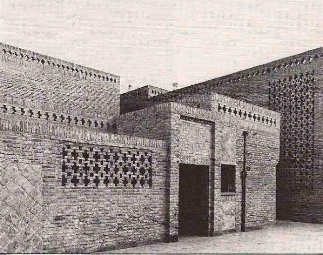 Kamran Diba Shushtar New Town