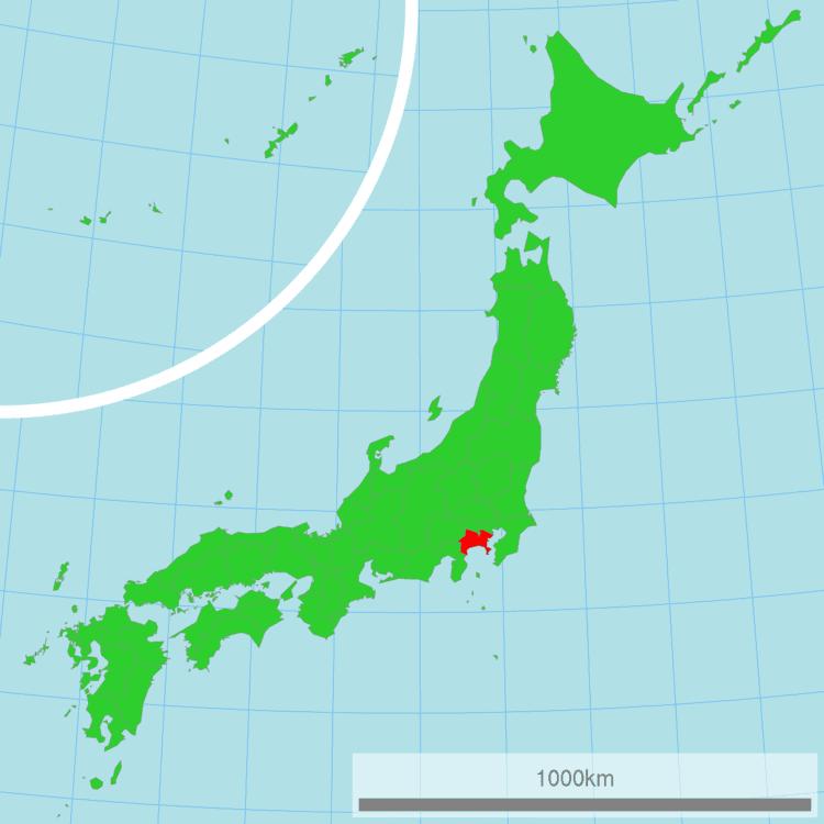 Kanagawa Prefecture Wikipedia