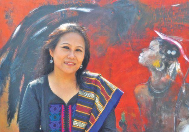Kanak Chanpa Chakma Kanak Chanpa Chakmas artistic passions The Daily Star