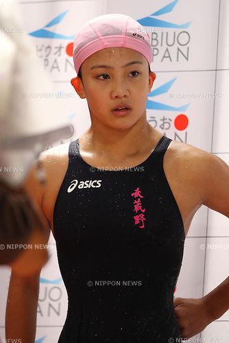 Kanako Watanabe All Japan Junior High School Swimming Championships