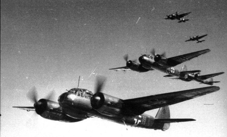 Kanalkampf LA PATRULLA AZUL Ver Tema Segunda misin Battle over Britain