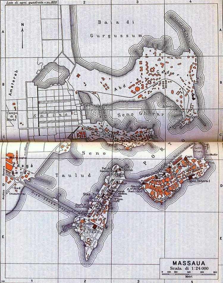 Kananga in the past, History of Kananga