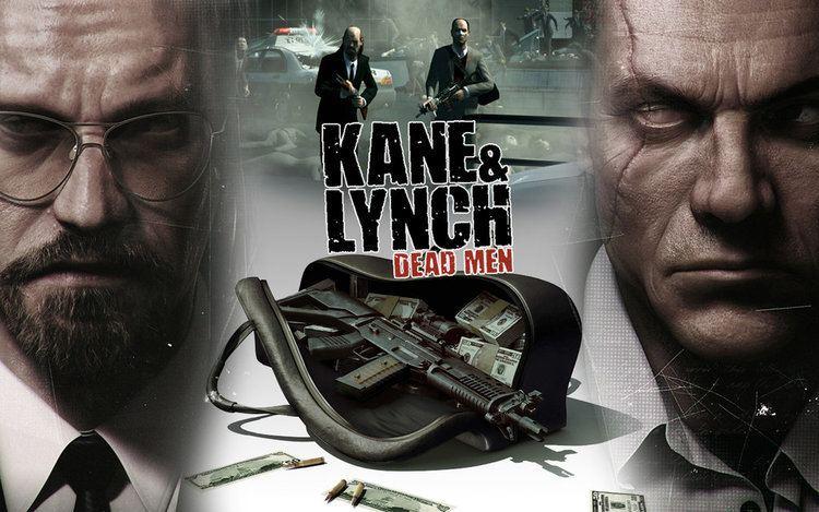 Kane & Lynch: Dead Men Kane and Lynch Dead Men by FacelessRebel on DeviantArt