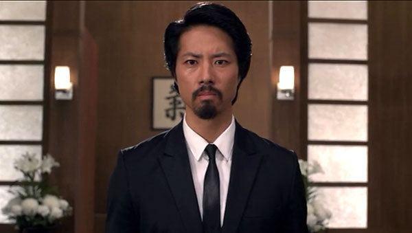 Kane Kosugi Kane Kosugi Vintage Ninja