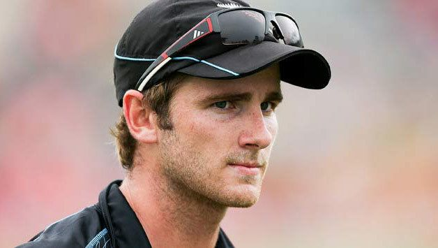 Kane Williamson (Cricketer) playing cricket
