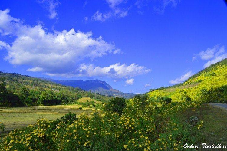 Kangpokpi Beautiful Landscapes of Kangpokpi