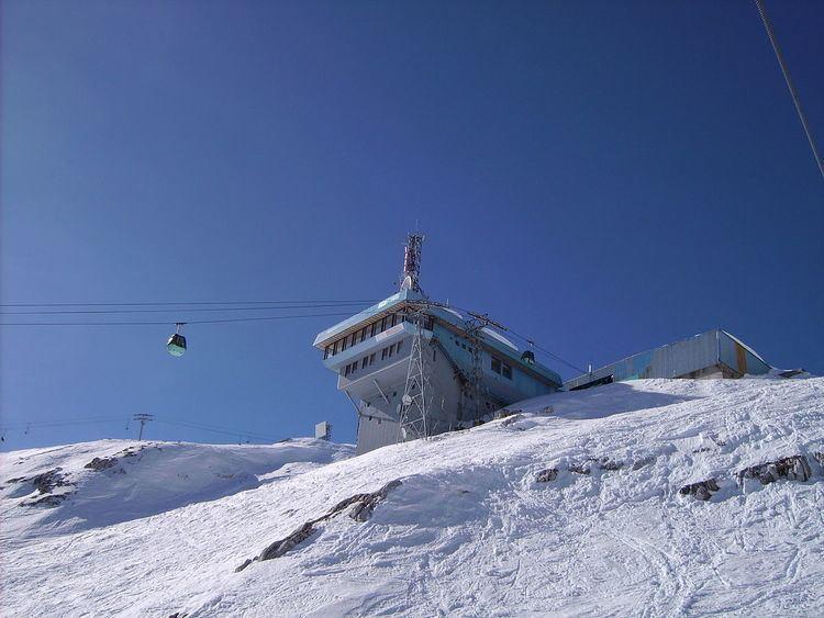 Kanin-Sella Nevea Ski Resort