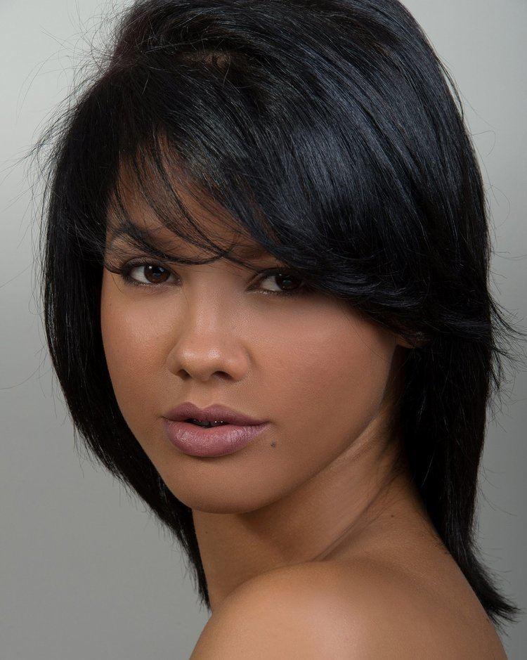 Kanisha Sluis Miss Curacao Kanisha Sluis Ms Universe Pageant