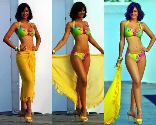 Kanisha Sluis Kanisha Sluis Crowned Miss Universe Curacao 2015 That
