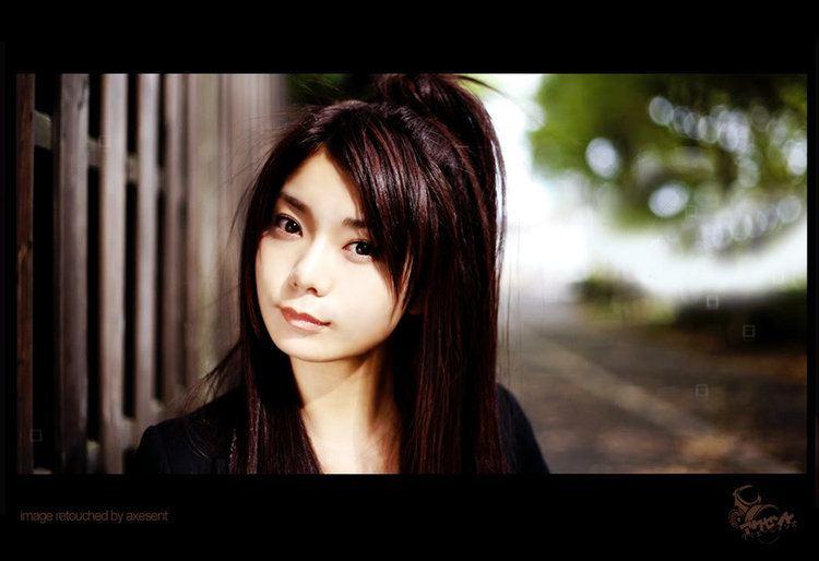 Kanna Mori Kanna Mori Retouch by Axesent on DeviantArt