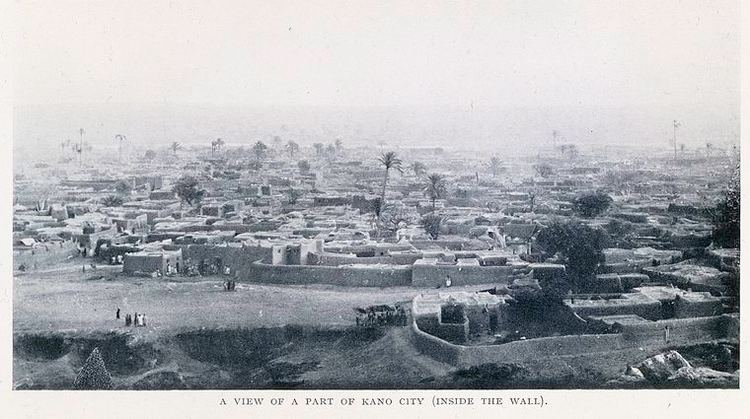 Kano in the past, History of Kano