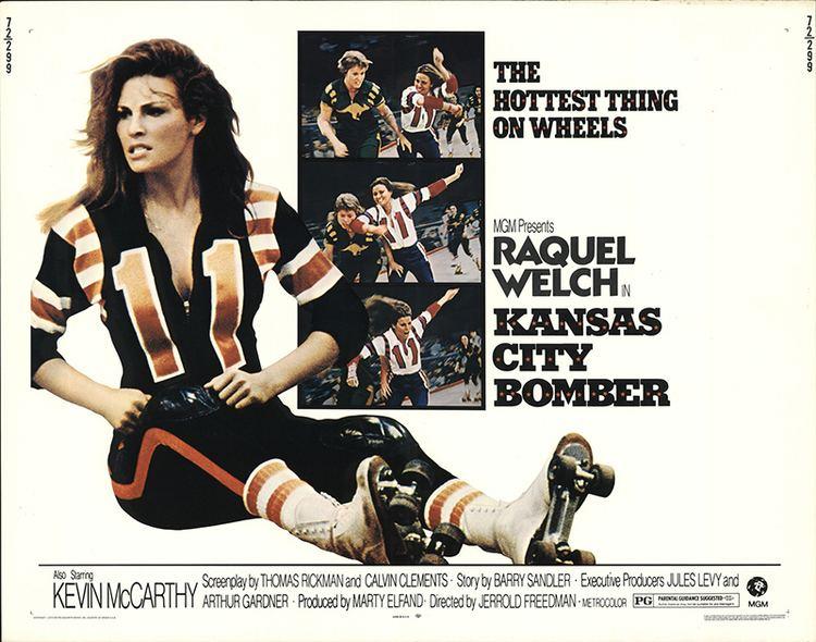 Kansas City Bomber Kansas City Bomber 1972 Original Movie Poster FFF09627 FFF Movie