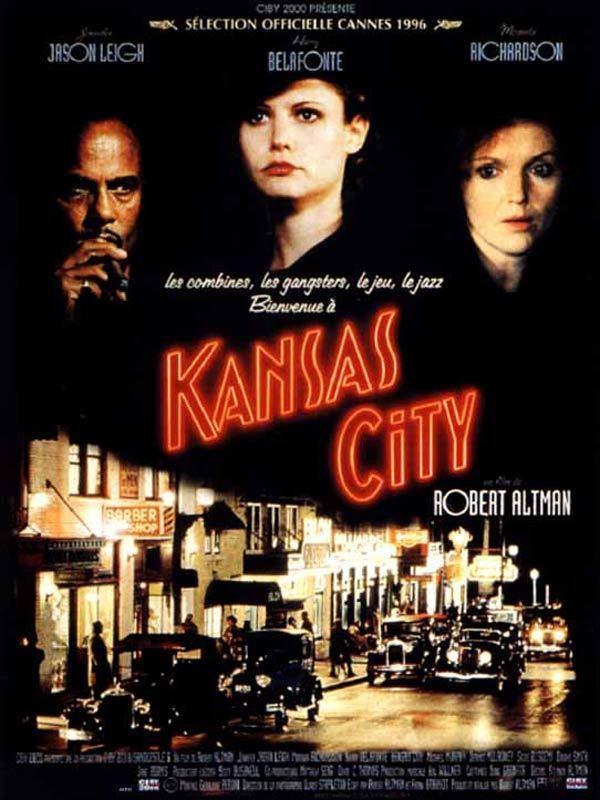 Kansas City (film) Kansas City film 1996 AlloCin