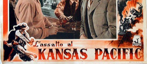 Kansas Pacific (film) Kansas Pacific 1953 Deep Roots Magazine