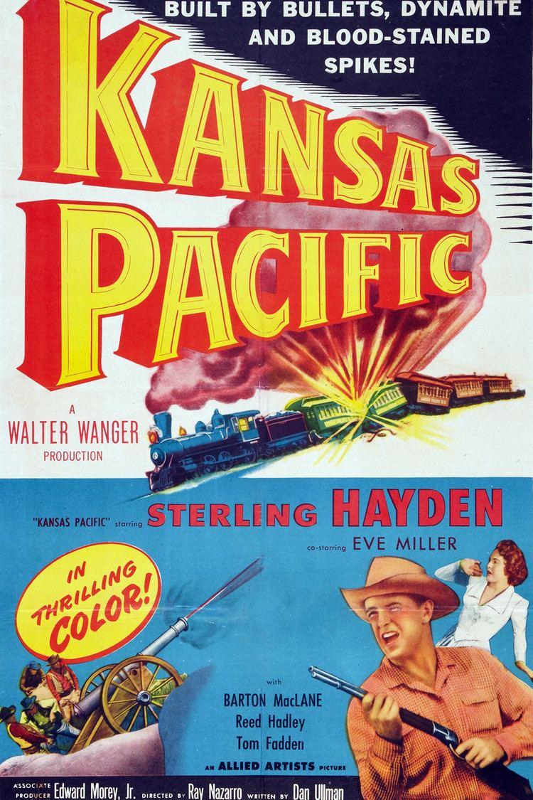 Kansas Pacific (film) wwwgstaticcomtvthumbmovieposters3789p3789p