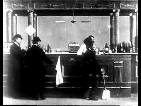 Kansas Saloon Smashers Kansas Saloon Smashers 1901 Edwin S Porter Thomas Edison