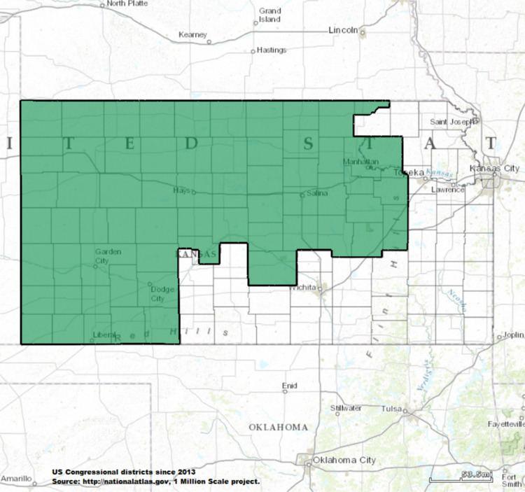 Kansas's 1st congressional district