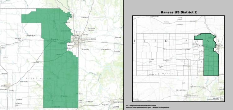 Kansas's 2nd congressional district